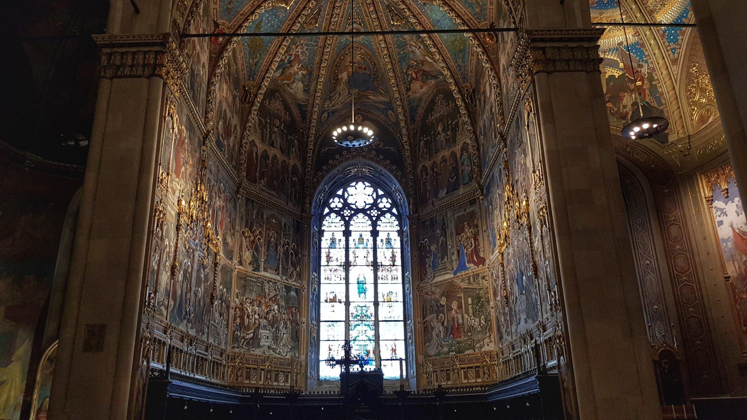 Basilika Vom Heiligen Haus In Loreto